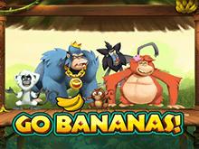 Игровой автомат 777 Бананы, Вперед!