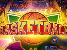 Играть в автомат Basketball от EvoPlay с выигрышем