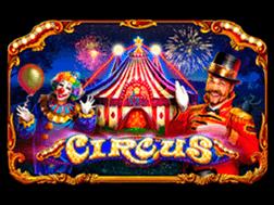 Играть в автомат Цирк от Playson в онлайн-клубе